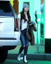 Megan Fox - Shopping in LA 12/13/18