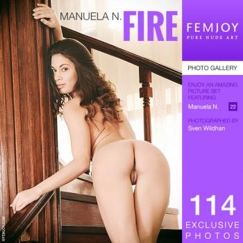 Zola | Manuela N Manuela N - Fire   05/05/15
