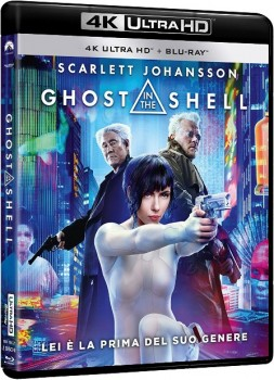 Ghost in the Shell (2017) Full Blu-Ray 4K 2160p UHD HDR 10Bits HEVC ITA DD 5.1 ENG TrueHD 7.1 MULTI