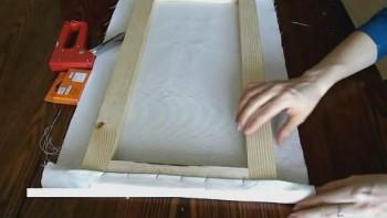 Как сделать интерьерное панно своими руками? (2013) Видеокурс