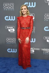 Skyler Samuels - The 23rd Annual Critics' Choice Awards in Santa Monica 1/11/18