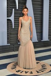 Zendaya Coleman - 2018 Vanity Fair Oscar Party 3/4/18