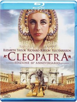 Cleopatra (1963) [50th Anniversary Edition 2 Dischi] Full Blu-Ray 84Gb AVC ITA DTS 5.1 ENG DTS-HD MA 5.1 MULTI