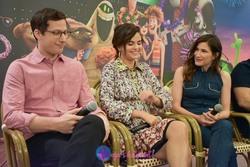 Selena Gomez - 'Hotel Transylvania 3: Summer Vacation' Press Junket in West Hollywood 6/28/18