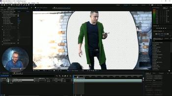 Создание визуальных эффектов в After Effects (2019) Видеокурс