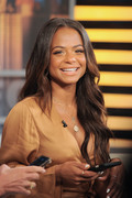 "Christina Milian - ""Good Day New York"" Promoting Her Jewelry Line (4/26/18)"