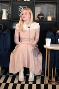 Elle Fanning - RBC and Nespresso host Coffee with Creators in Toronto 9/8/18
