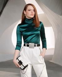Emma Stone - Louis Vuitton Cruise