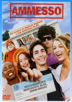 Ammesso (2006) DVD9 Copia 1:1 ITA-ENG-ESP