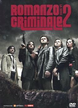 Romanzo Criminale - Stagione 2 (2010) 4xDVD9 COPIA 1:1 ITA