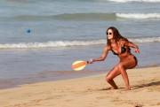 Izabel Goulart in Bikini on the Beach in Fernando de Noronha 12/30/20173763d9705336123