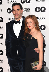 Isla Fisher - 2018 GQ Men of the Year Awards in London 9/5/18