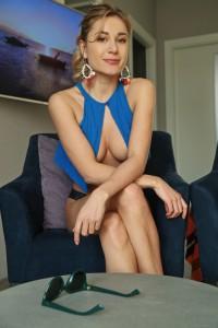 Snezhka Candice B - Flirty Blouse   06/05/19