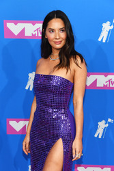 Olivia Munn - 2018 MTV VMA's in NYC 8/20/18