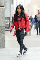 Becky G - Out in NYC 3/28/18