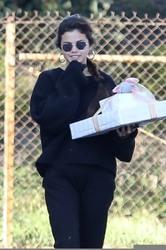 Selena Gomez - Attending a party in Studio City 2/24/18
