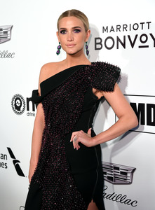 Ashlee Simpson -  27th Annual Elton John AIDS Foundation Academy Awards Viewing Party 2/24/19