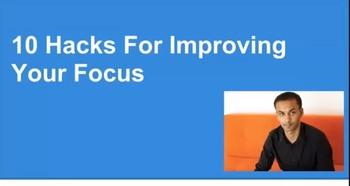 Курс по развитию способности концентрироваться (Видеокурс)