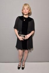 Haley Bennett - Christian Dior Fashion Show in Paris 1/22/18