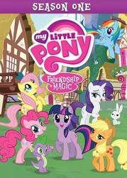 我的小马驹:友谊大魔法 第一季 My Little Pony: Friendship Is Magic Season 1