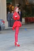 Bella Thorne - At The Four Season Hotel in LA 3/14/18