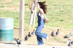 Selena Gomez at Lake Balboa park in Encino 02/02/2018ac84c5737644453