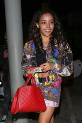 Tinashe - Out for dinner in West Hollywood 1/25/19