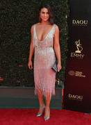 Nadia Bjorlin - 45th Annual Daytime Emmy Awards In Los Angeles (4/29/18) Cleavage!