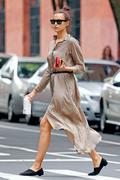 Irina Shayk - Out in NYC 6/23/18