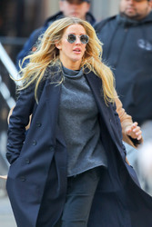 Ellie Goulding - Out in NYC 3/11/19