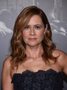 Jenna Fischer -           ''The 15:17 to Paris'' Premiere Burbank February 5th 2018.