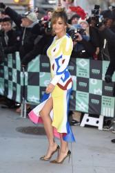 Rita Ora -         AOL Build New York City December 7th 2017.