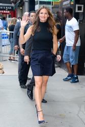 Jennifer Garner Visits 'Good Morning America' in New York City 07/16/2018d2ac36921666634