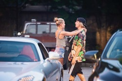 Hailey Baldwin - Out in Sag Harbour 7/1/18