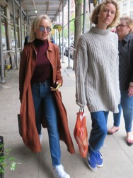 Emilia Clarke - Out in NYC 5/6/18