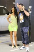 Kim Kardashian - At the Century City Mall in LA 8/6/18