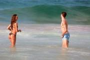 Izabel Goulart in Bikini on the Beach in Fernando de Noronha 12/30/2017ae4db8705335943