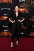 "Katheryn Winnick -                  ""Captain Marvel"" Premiere El Capitan Theatre Los Angeles March 4th 2019."