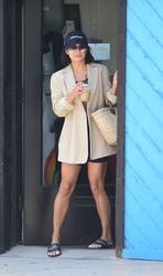Vanessa Hudgens - Out in Studio City 7/26/18