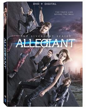 The Divergent Series: Allegiant (2016) DVD9 COPIA 1:1 ITA ENG