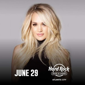 Carrie Underwood Looking Gorgeous In Atlantic City Promo
