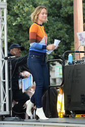Oliva Wilde - 'March For Our Lives' Rally in LA 3/24/18