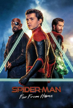 Spider-Man: Far From Home (2019) iTA - STREAMiNG