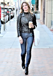 Ashley Greene - Out for lunch in Beverly Hills 2/20/18