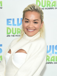 Rita Ora - At Z100 Morning Show in NYC 1/17/19