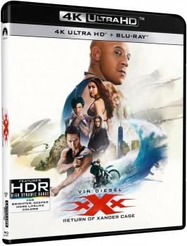 xXx - Il ritorno di Xander Cage (2017) Full Blu-Ray 4K 2160p UHD HDR 10Bits HEVC ITA DD 5.1 ENG TrueHD 7.1 MULTI
