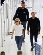 Jennifer Lawrence - At JFK Airport 8/7/18