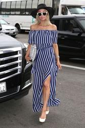 Paris Hilton - At LAX Airport 5/11/18