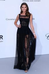 Daniela Lopez Osorio - amfaR 25th Cinema Against AIDS Gala in Cannes 5/17/18