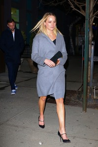 Jennifer Lawrence - Out for dinner in NYC 3/13/19